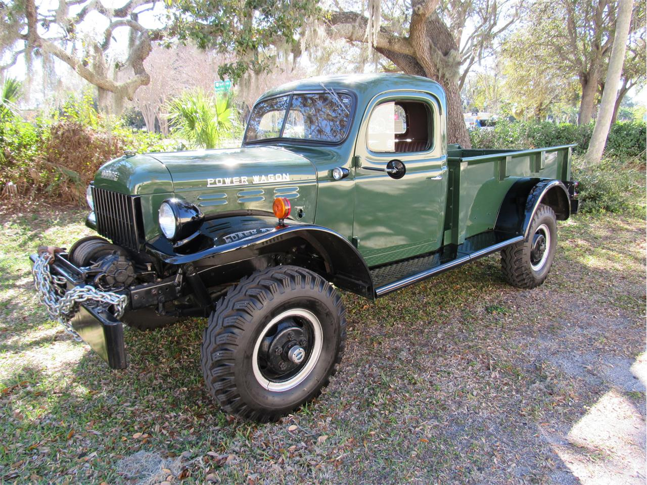 1948 Dodge Power Wagon For Sale Classiccars Com Cc 957746