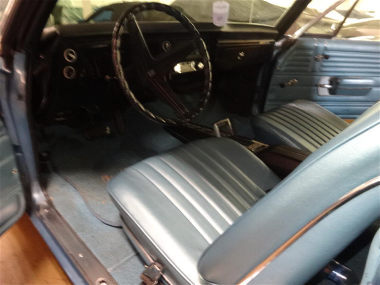 1968 Chevrolet Chevelle (CC-957983) for sale in LAKE ZURICH, Illinois