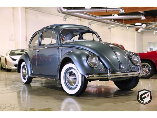 1954 Volkswagen Beetle (CC-958060) for sale in Chatsworth, California