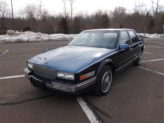1987 Cadillac Seville Elegante (CC-958476) for sale in Bradford, Connecticut