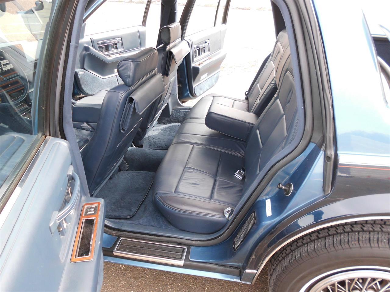 1987 Cadillac Seville Elegante (CC-958476) for sale in Bradford, Connecticut