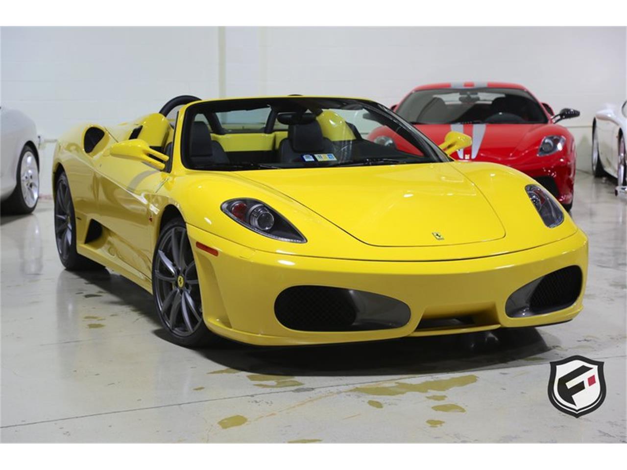2006 Ferrari F430 Spider 6 Speed Manual for Sale ...