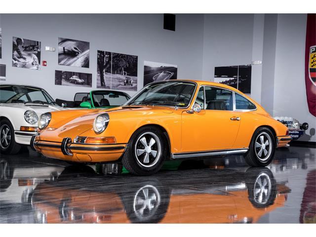 1970 Porsche 911T (CC-959068) for sale in Durham, North Carolina