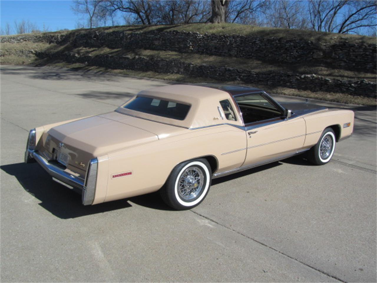 1978 Cadillac Fleetwood EldoradoCustom Biarritz Classic ...