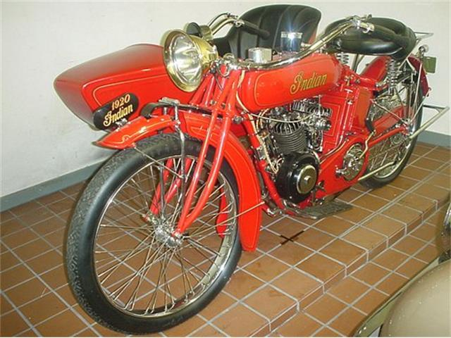 1920 Indian Motorcycle (CC-959159) for sale in Providence, Rhode Island