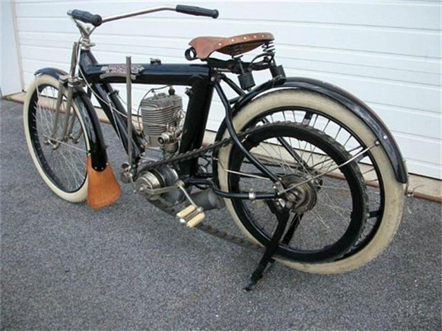 1912 Pierce-Arrow Motorcycle (CC-959165) for sale in Provicence, Rhode Island