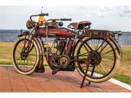 1911 Indian 4 HP Single (CC-959170) for sale in Providence, Rhode Island
