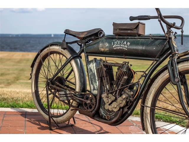 1909 Indian 5 HP Twin (CC-959171) for sale in Providence, Rhode Island