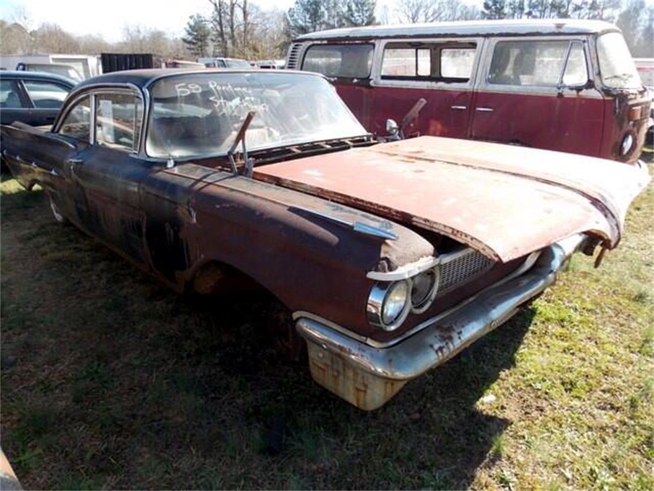 1959 Pontiac Catalina (CC-959333) for sale in Gray Court, South Carolina