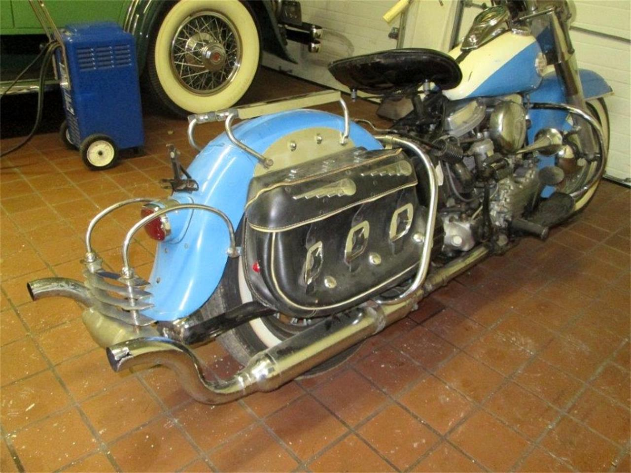 1957 Harley-Davidson FLH (CC-959362) for sale in Providence, Rhode Island