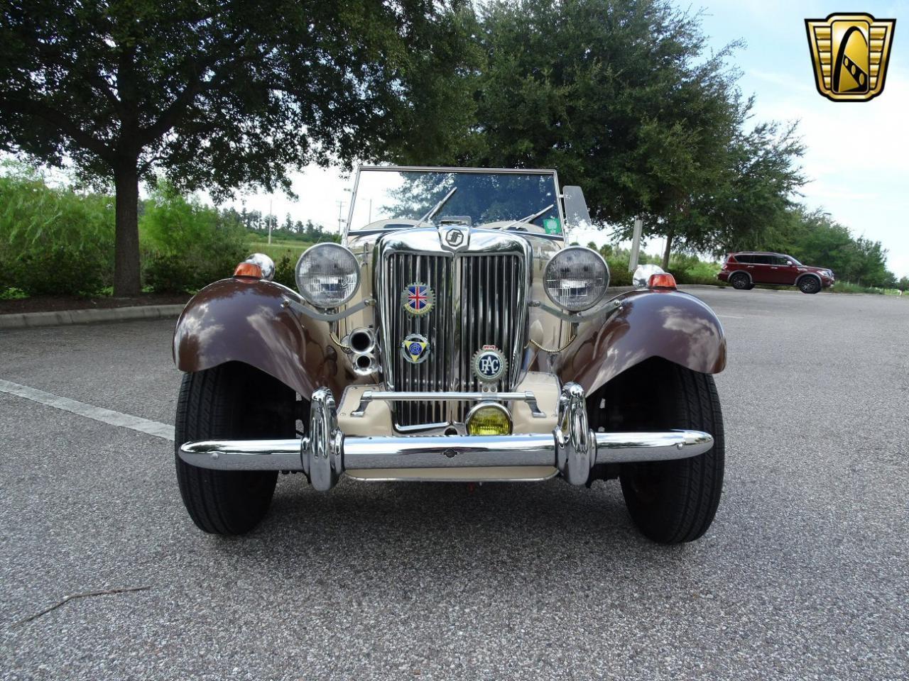 1983 MG TD for Sale | ClassicCars.com | CC-950951