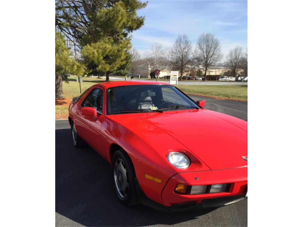 1983 Porsche 928S (CC-959864) for sale in Fredericksburg, Virginia