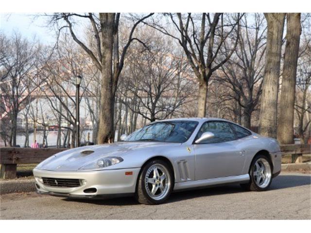 1997 Ferrari 550 Maranello (CC-959955) for sale in Astoria, New York