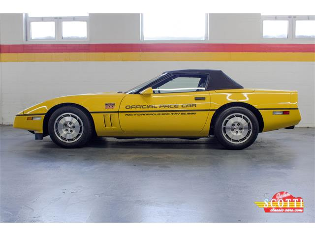 1986 Chevrolet Corvette (CC-960131) for sale in Montreal, Quebec