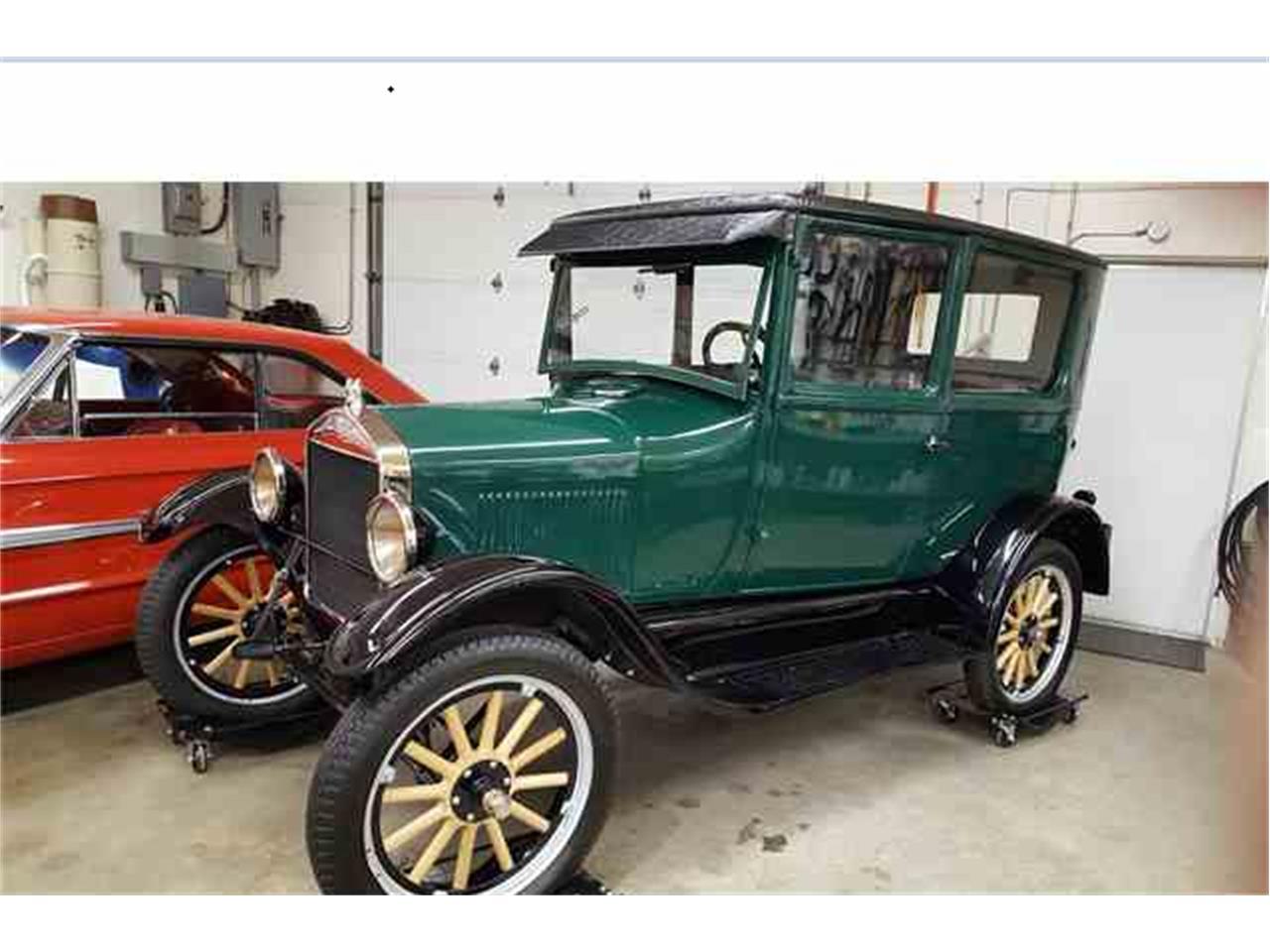 1926 Ford Tudor (CC-960141) for sale in Trail, British Columbia