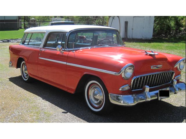 1955 Chevrolet Nomad (CC-962205) for sale in Weirton, West Virginia