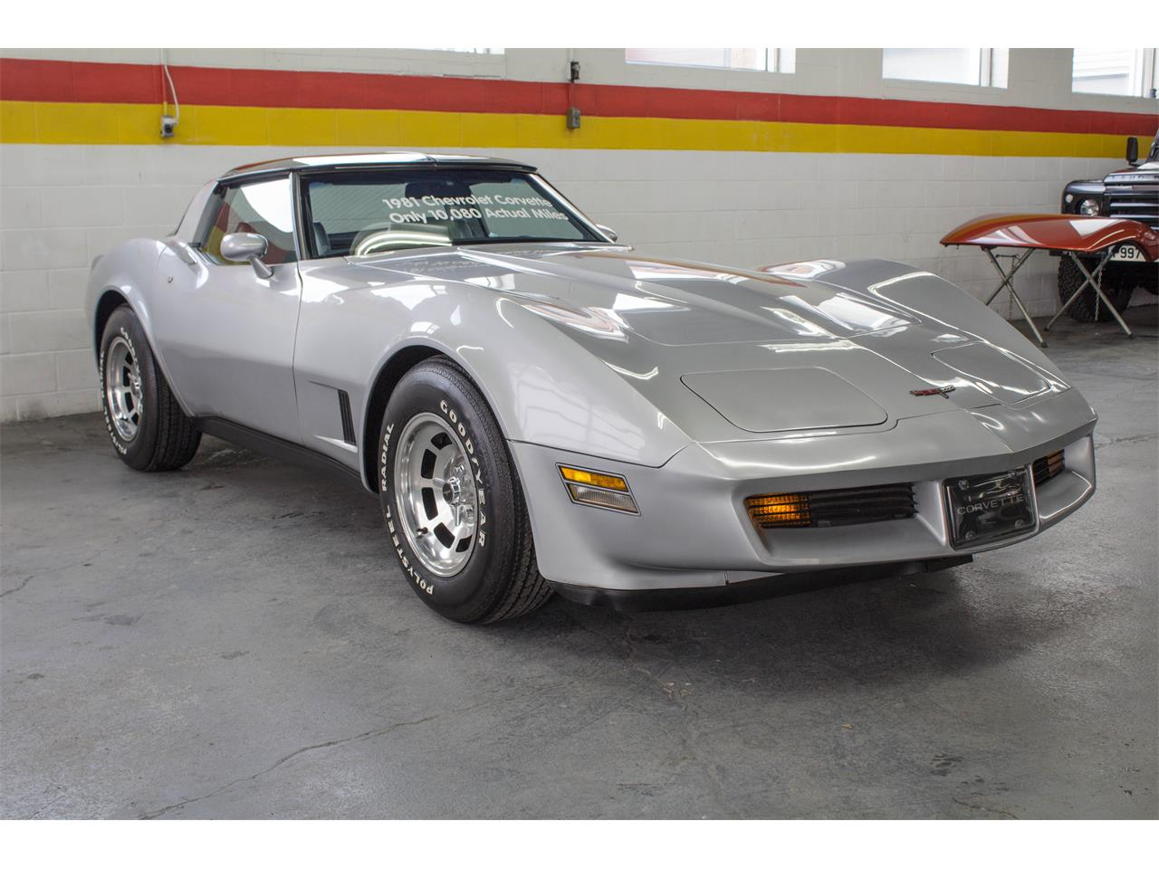 1981 Chevrolet Corvette (CC-960259) for sale in Montreal, Quebec