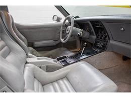 1981 Chevrolet Corvette (CC-960260) for sale in Montreal, Quebec
