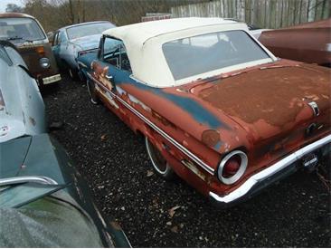 1963 Ford Falcon (CC-962806) for sale in Jackson, Michigan