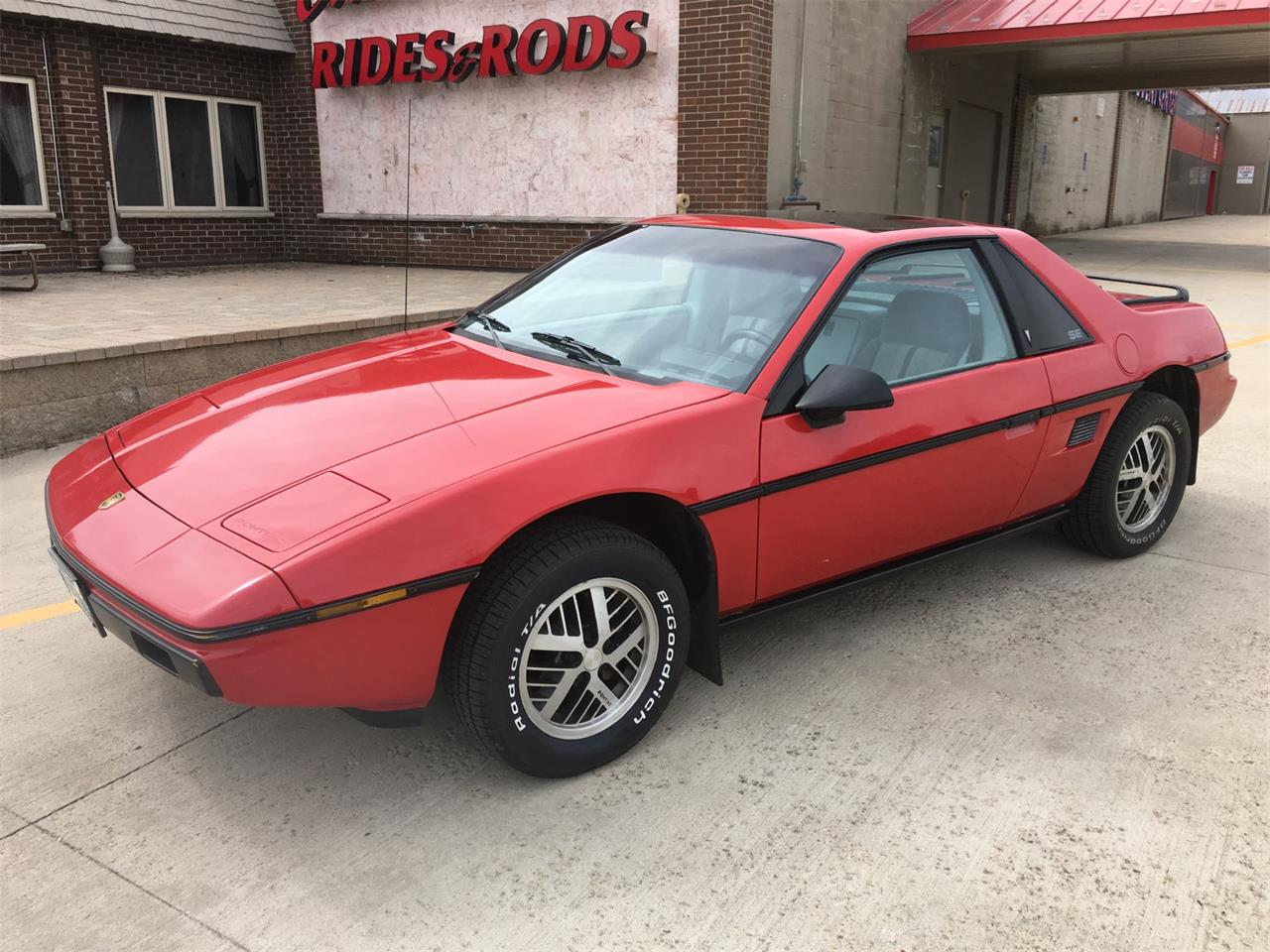 Mm Retro Write Up 1984 Pontiac Fiero Clublexus Lexus Forum Discussion