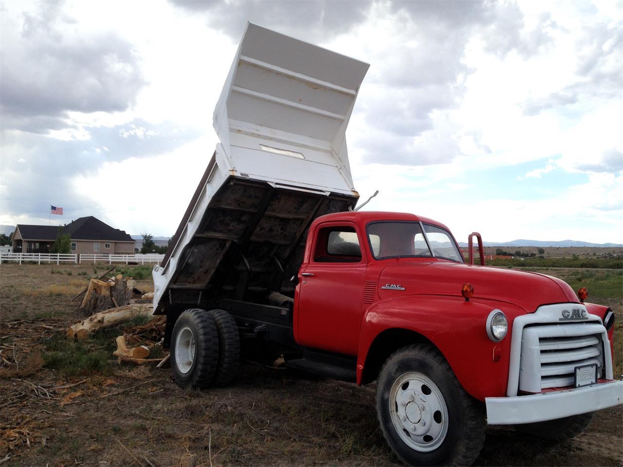 1950 GMC Dump Truck (CC-960031) for sale in South Jordan, Utah