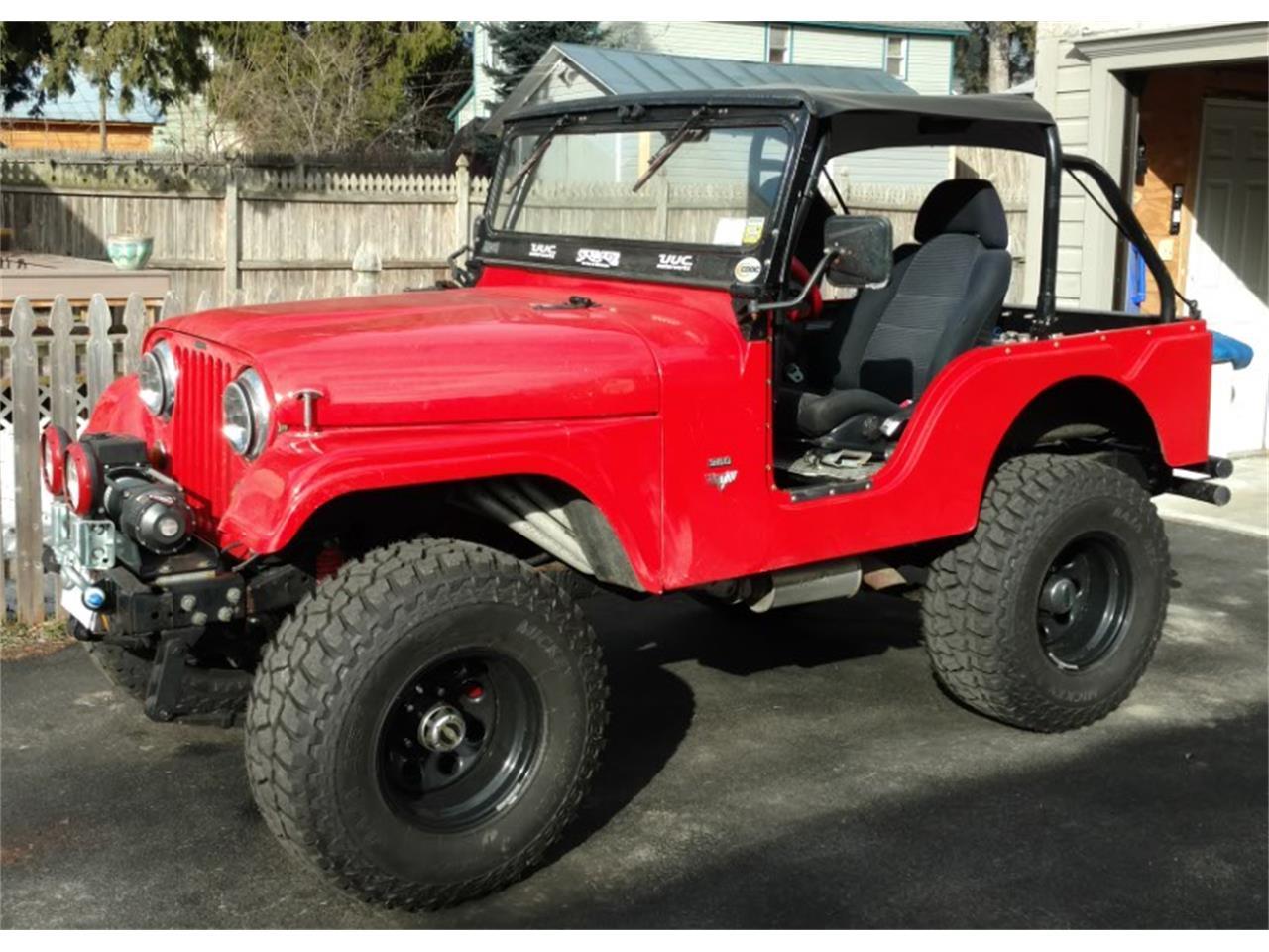 1968 Jeep CJ5 for Sale | ClassicCars.com | CC-963121
