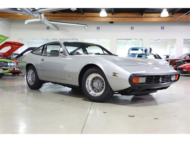 1972 Ferrari 365 GTC/4 Coupe (CC-963483) for sale in Chatsworth, California