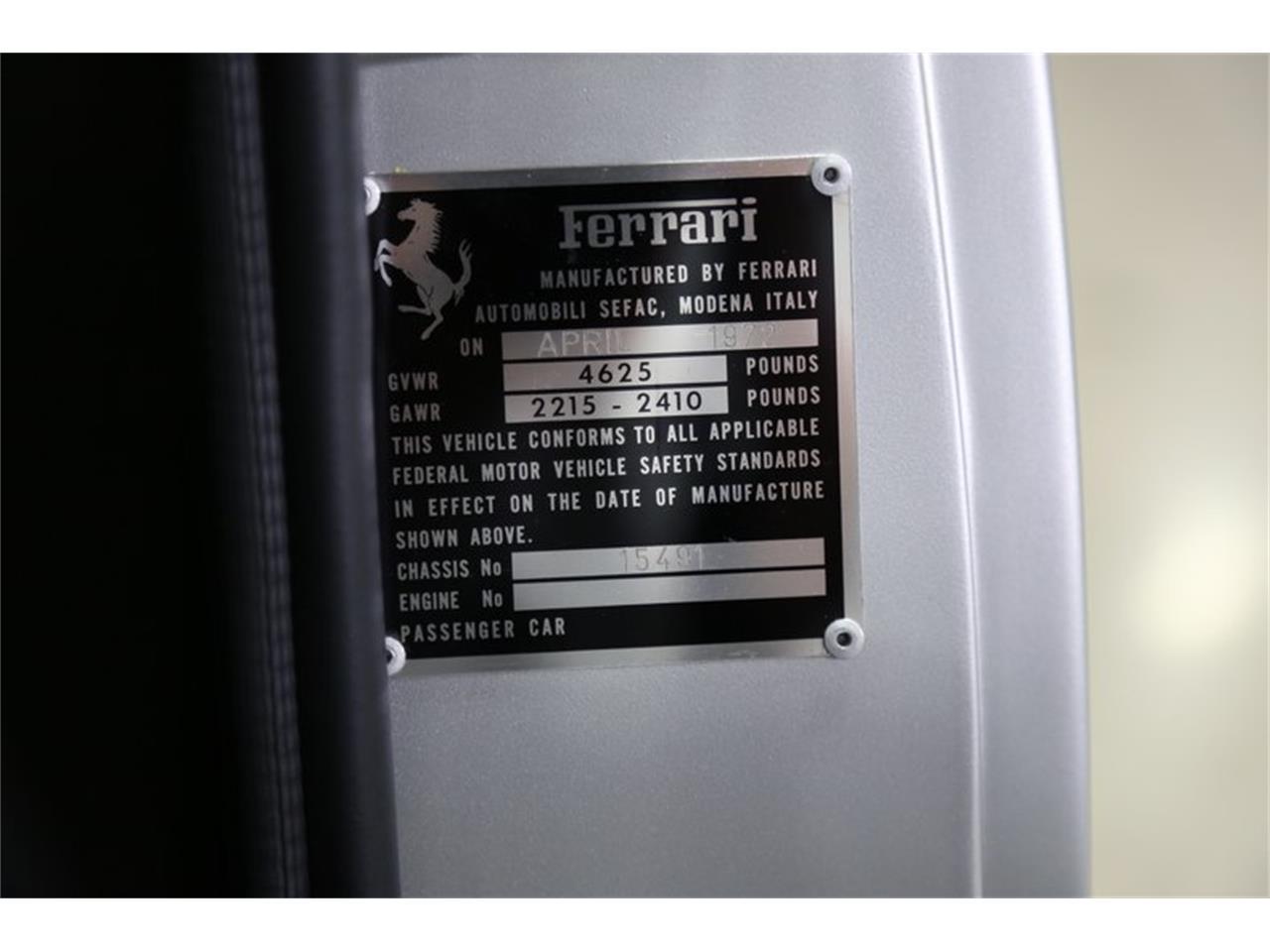 1972 Ferrari 365 GTC/4 Coupe (CC-963483) for sale in Chatsworth, California