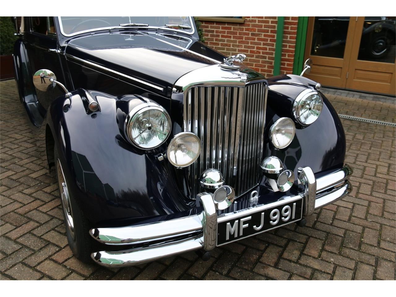 1951 Jaguar Mark V Drophead Coupe for Sale | ClassicCars ...