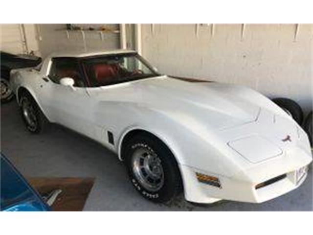 1980 Chevrolet Corvette (CC-963567) for sale in Fort Myers/ Macomb, MI, Florida