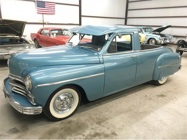 1950 Plymouth Flower Car (CC-963593) for sale in Hartselle, Alabama