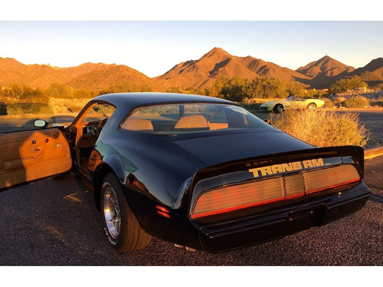 1979 Pontiac Firebird Trans Am (CC-963956) for sale in Scottsdale, Arizona