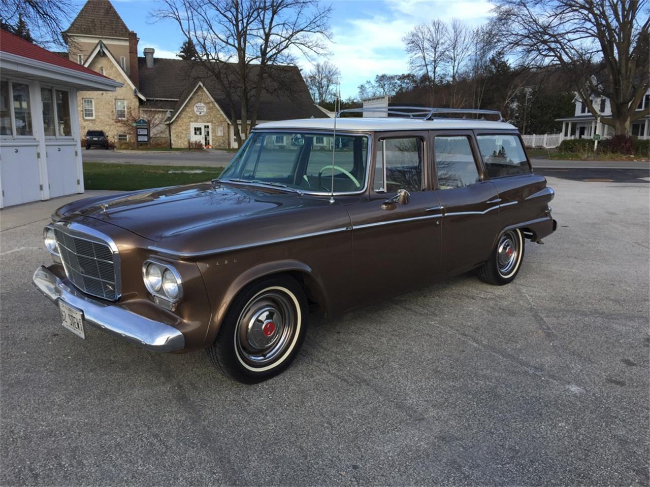 1962 Studebaker Lark  (CC-963970) for sale in Northwest Chicago, Illinois