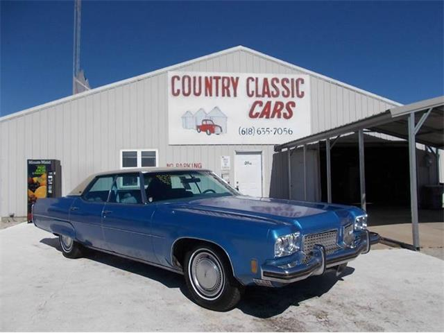1973 Oldsmobile Regency 98 (CC-964560) for sale in Staunton, Illinois