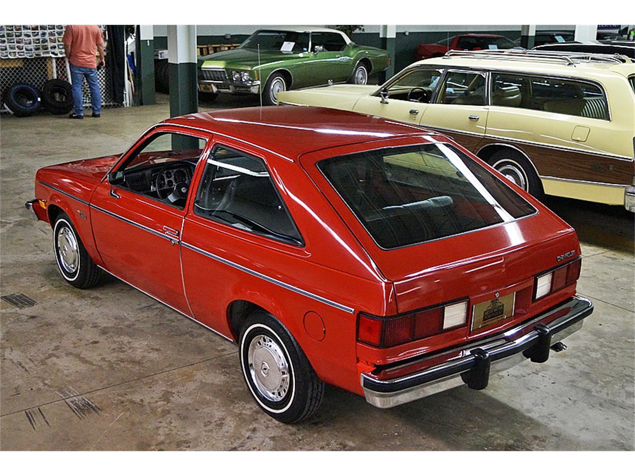 1980 chevrolet chevette for sale classiccars com cc 964806 1980 chevrolet chevette for sale