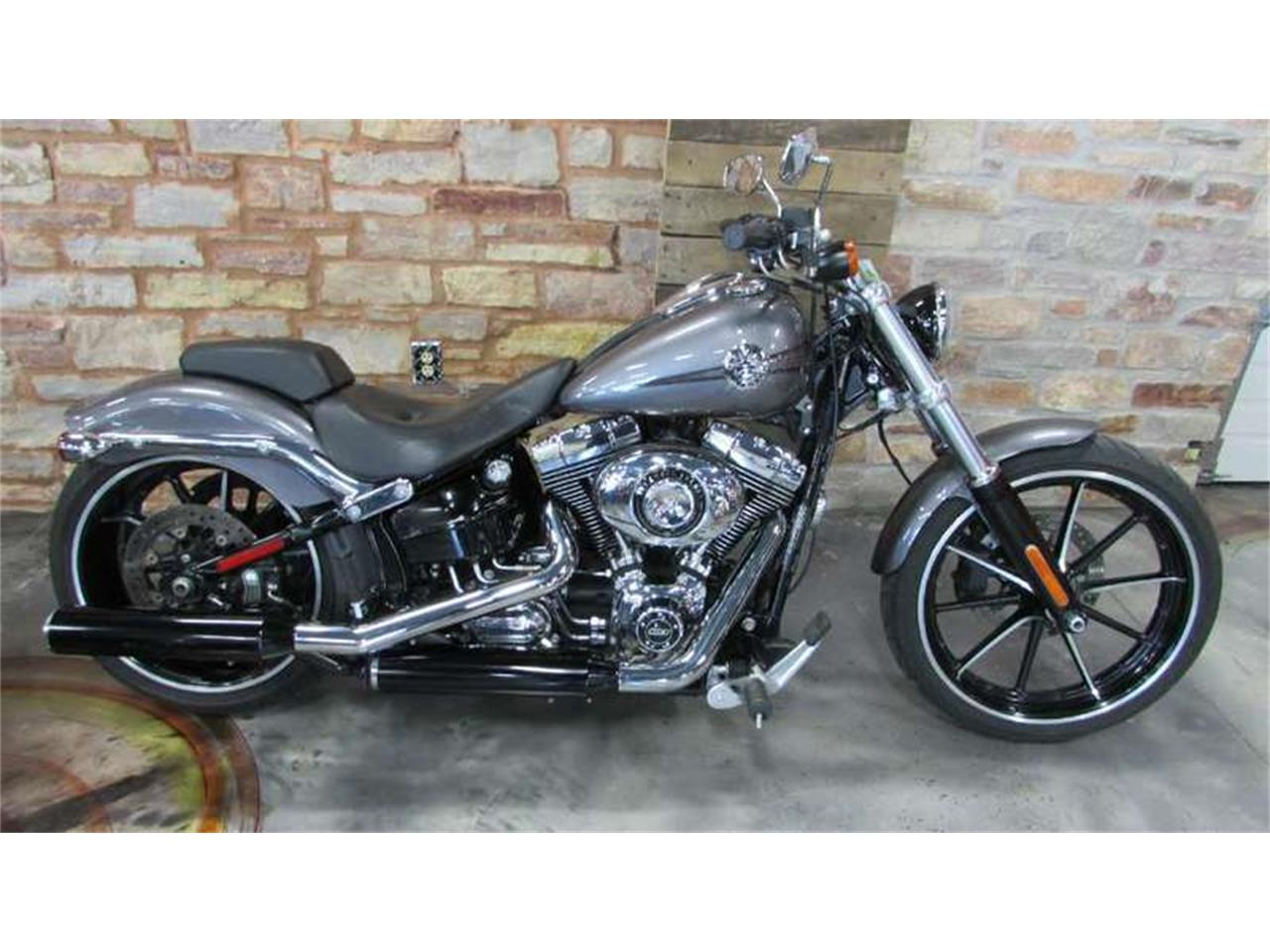 Harley Breakout For Sale >> 2015 Harley Davidson Fxsb Softail Breakout For Sale