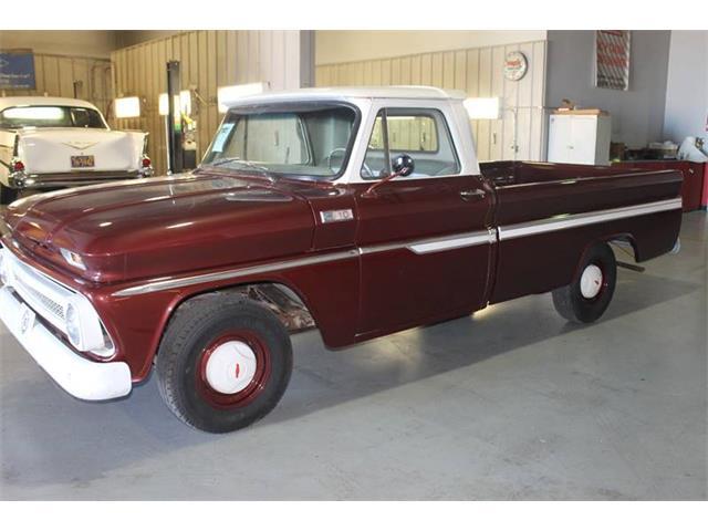 1965 Chevrolet C/K 10 (CC-966046) for sale in Amarillo, Texas