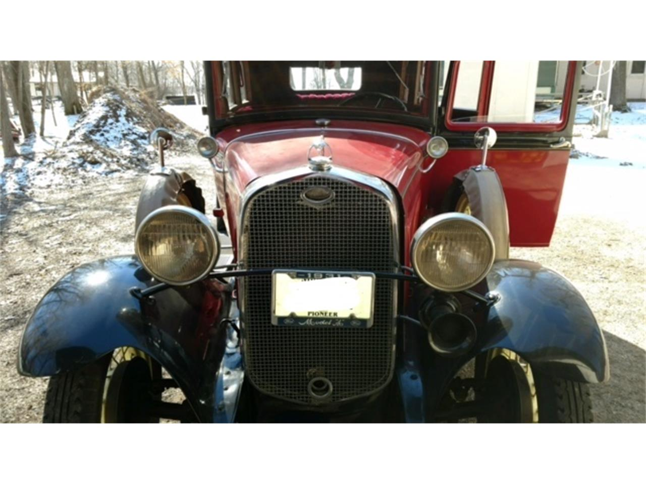 1931 Ford Model A (CC-966343) for sale in Northcentral, Minnesota