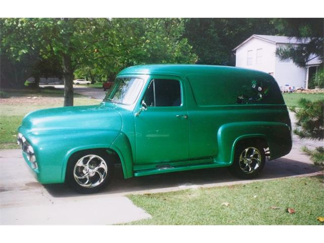 1955 Ford F100 (CC-966406) for sale in Tulsa, Oklahoma