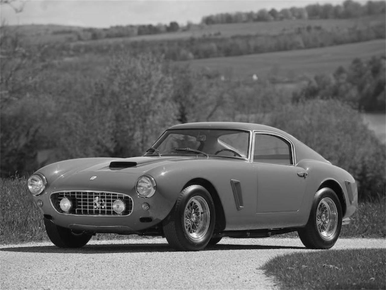 1960 Ferrari 250 Gt Berlinetta Swb Alloy Competizione For