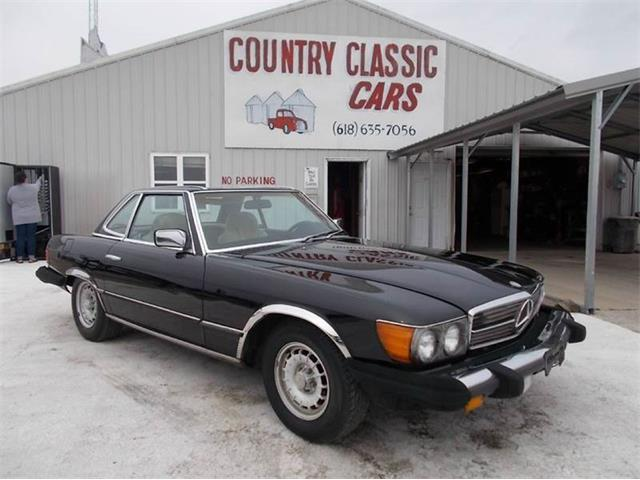 1984 Mercedes-Benz SL-Class (CC-966774) for sale in Staunton, Illinois