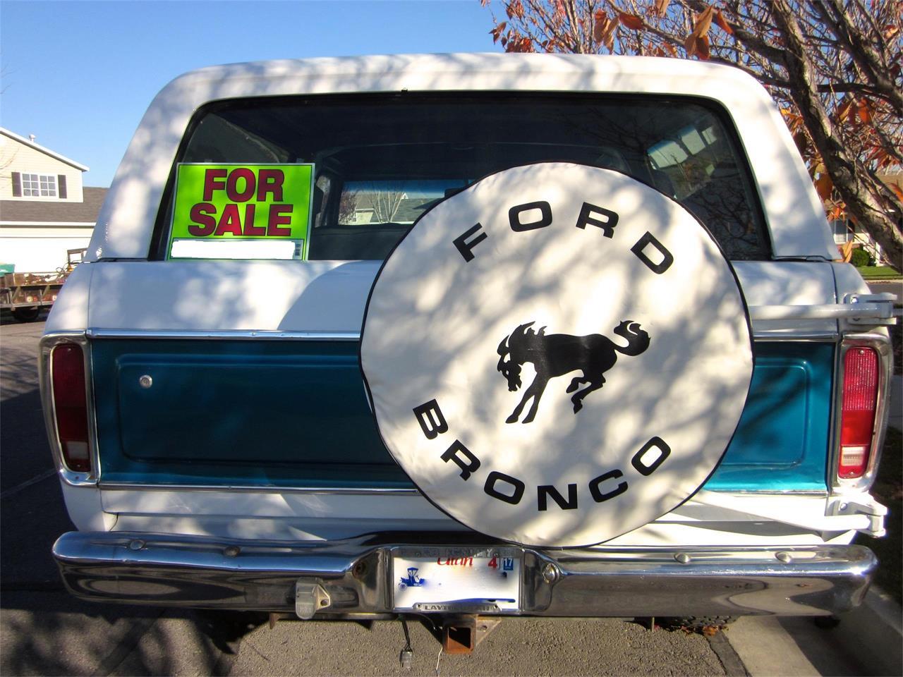 1978 Ford Bronco (CC-967155) for sale in Lehi, Utah