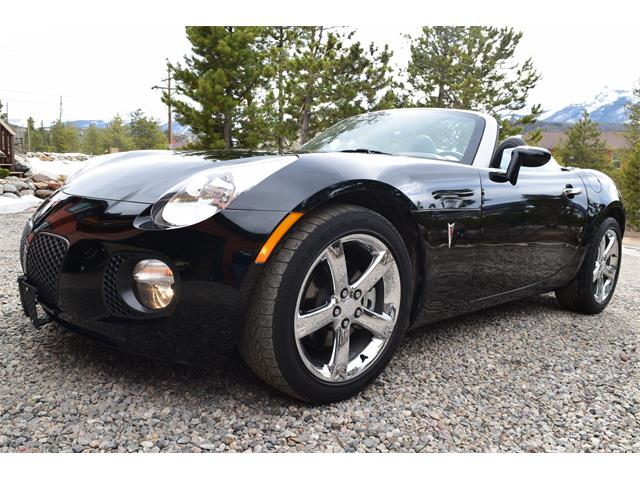 2007 Pontiac Solstice (CC-968075) for sale in Charleston, South Carolina