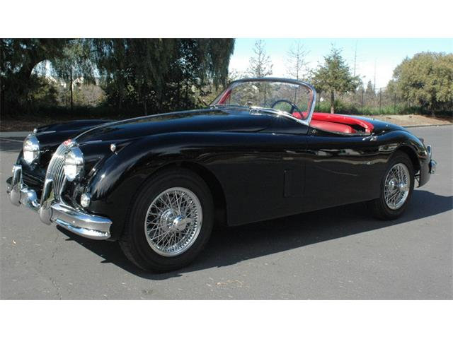1958 Jaguar XK150 (CC-968164) for sale in Campbell, California