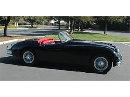 1958 Jaguar XK150 (CC-968164) for sale in Campbell, California