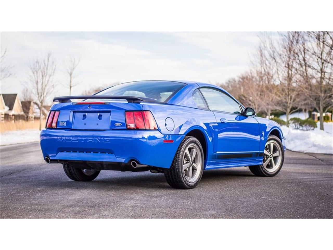 2003 Ford Mustang Mach 1 For Sale Classiccars Com Cc 969193