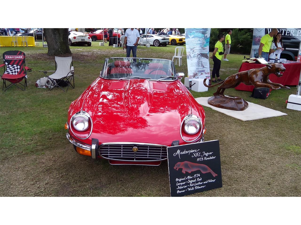 1973 Jaguar E-Type (CC-969692) for sale in Altamonte Springs, Florida