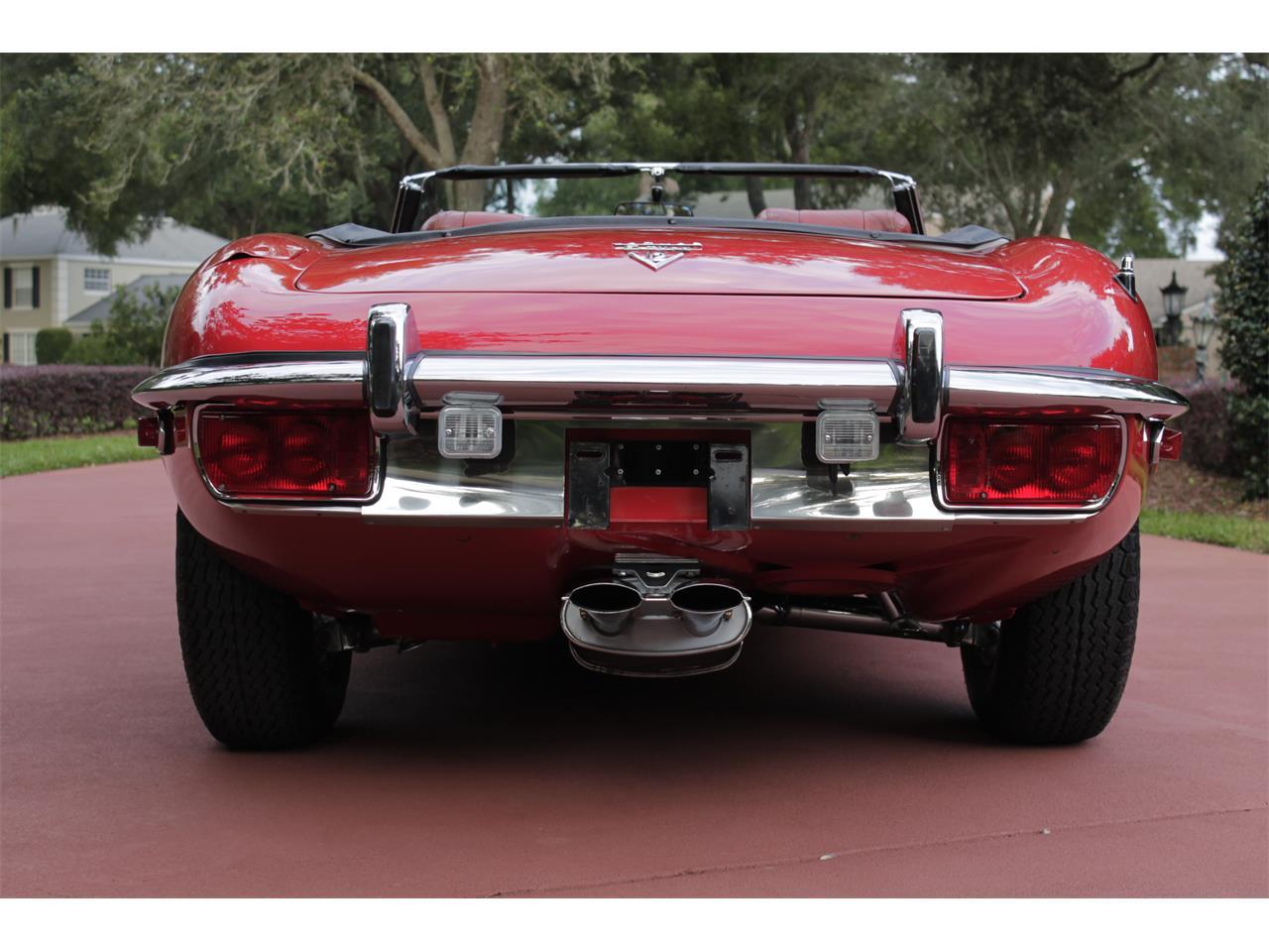 1973 Jaguar E-Type for Sale | ClassicCars.com | CC-969692