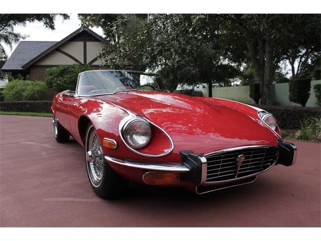 1973 Jaguar E-Type (CC-969692) for sale in Altamonte Springs, Florida