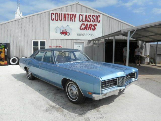 1970 Ford LTD (CC-969758) for sale in Staunton, Illinois